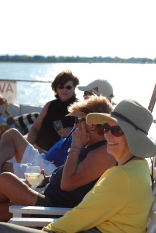 Wedding Parties, Wedding Boat Charter Charleston