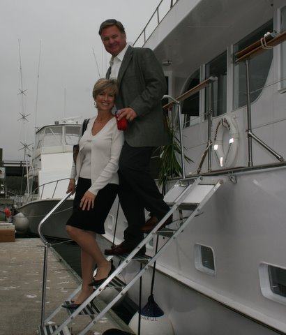 Anniversaries on the water in Charleston SC