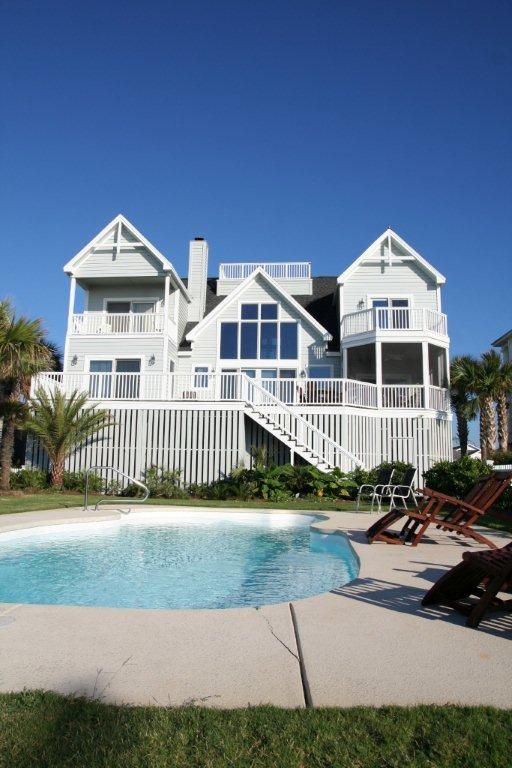Rent an awesome oceanfront beach house on Ocean Blvd ...
